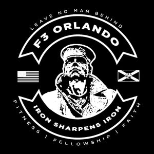 F3 Orlando Leave No Man Behind Pre-Order