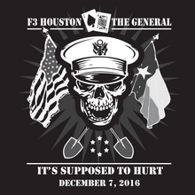 F3 Houston The General Pre-Order