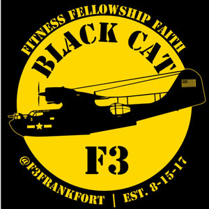 F3 Black Cat Shirts Pre-Order