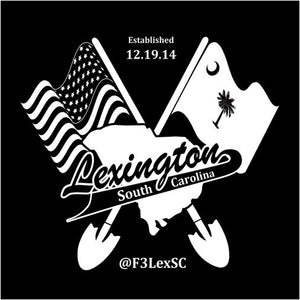 F3 Lexington - Black Shirts Pre-Order