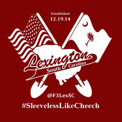 F3 Lexington Cheech Tee Pre-Order