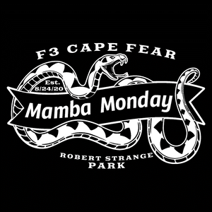 F3 Mamba Monday Pre-Order January 2021