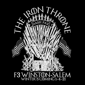 F3 The Iron Throne Pre-Order November 2020