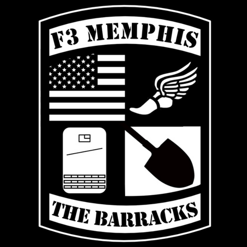 F3 Memphis The Barracks Shirt Pre-Order