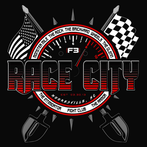 F3 Race City Pre-Order February 2021