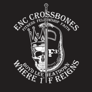 F3 ENC Crossbones Boyd Lee Pre-Order October 2020