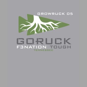 GrowRuck 05 Tennessee Shirt Preorder