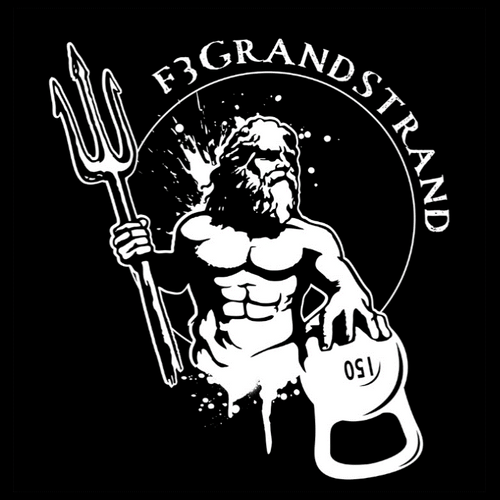F3 Grand Strand Kettlebell Shirts Pre-Order