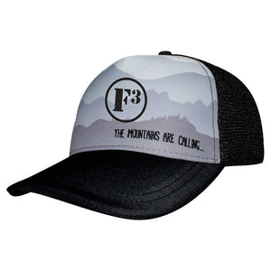 F3 Headsweats Trucker Hat - BRR Training Pre-Order
