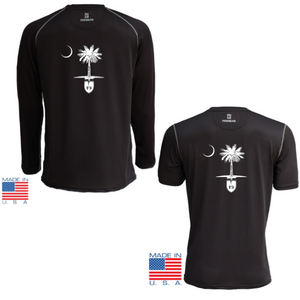 F3 2019 Palmetto 200 Relay- MudGear V3 Shirts Pre-Order (Black) 02/19