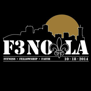 F3 New Orleans Winter Pre-Order