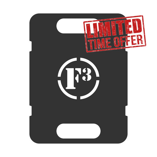 F3 Ruck Plates Set Pre-Order
