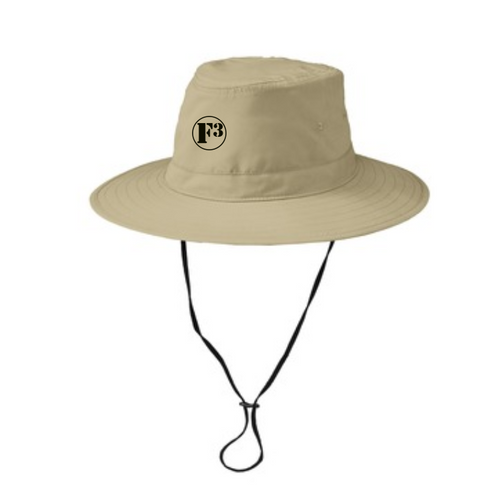 F3 Port Authority Lifestyle Brim Hat - Made to Order