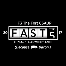 F3 The Fort's 2017 Fast 5 CSAUP Pre-Order