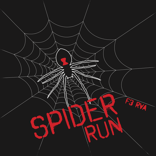 F3 Richmond Spider Run Pre-Order