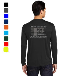 2020 Official F3 Race Jersey - Sport-Tek Long Sleeve Shirts Pre-Order