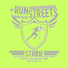 F3 Stride Reflective Shirts Pre-Order