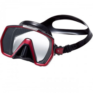 Tusa Freedom HD Mask Black Silicone