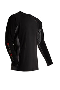 Sharkskin Rapid Dry Top Long Sleeve