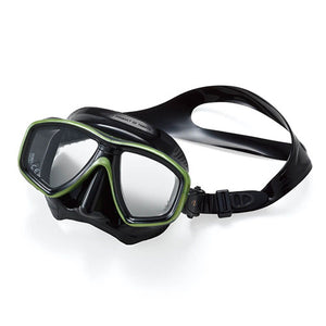 Tusa Freedom Ceos Mask - Black Silicone
