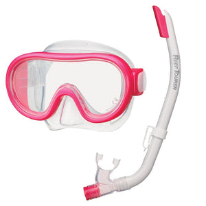 Reef Tourer Mask & Snorkel set - adult
