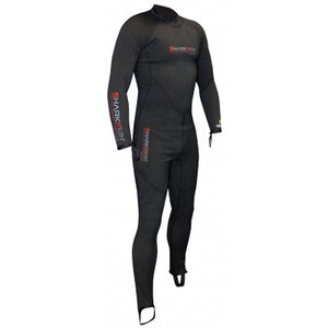 Sharkskin Covert Chillproof  Rear Zip Fullsuit Men's