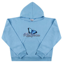 Load image into Gallery viewer, BABY BLUE HOODIE