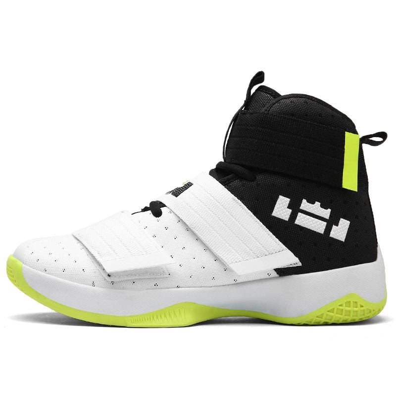 2019 New Men's basketball Shoes Zapatillas Hombre Deportiva Lebron Breathable Men Ankle Boots Basketball Sneakers Athletic Shoes - ArtificialBeast