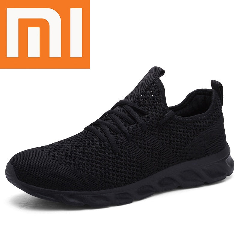 Xiaomi Light Running Shoes Comfortable Casual Men's Sneaker Breathable Non-slip Wear-resistant Outdoor Walking Men Sport Shoes - ArtificialBeast