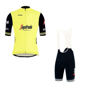 2020 new pro team jumbo visma cycling jersey set Bicycle maillot mens breathable MTB quick dry bike Ropa ciclismo 9D gel pad - ArtificialBeast