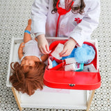 Doctors Kit with real working stethoscope - Made for Mia