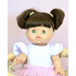Paola Reina Doll- Daisy Green Eyes- In stock - Made for Mia
