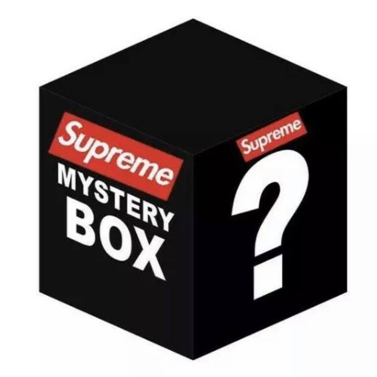 Supreme mystery box(12 products)