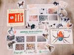 Animals Skin Covers Printables
