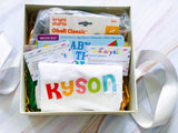Rainbow Book Kit Gift Pack