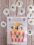 Popcorn- What makes up to ten activity (Soft Copy)