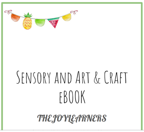 Sensory and Art and Craft Ebook