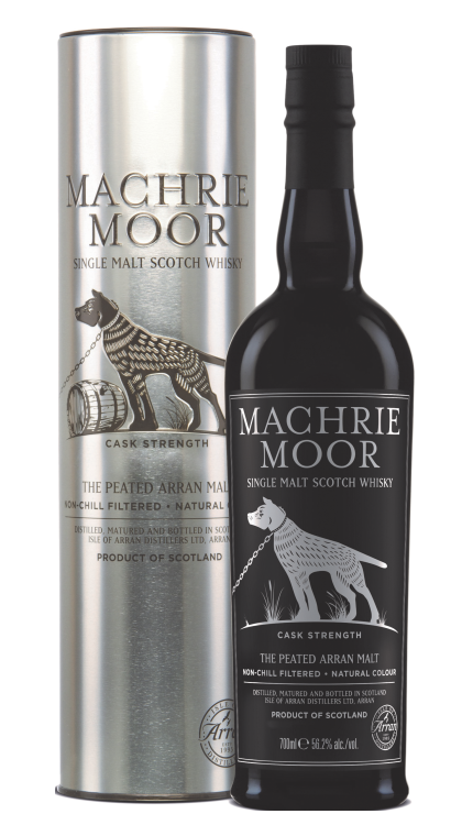 Arran Machrie Moor Cask Strength 56,2%