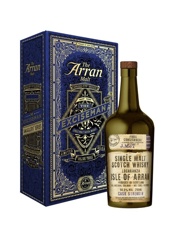 Arran Smugglers' Series Vol. 3 The Exciseman 56,8%
