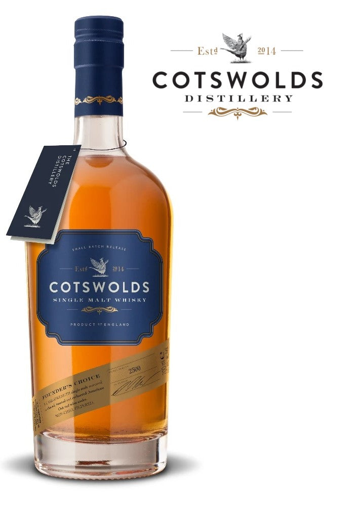 Cotswolds Founder's Choice 60,2%