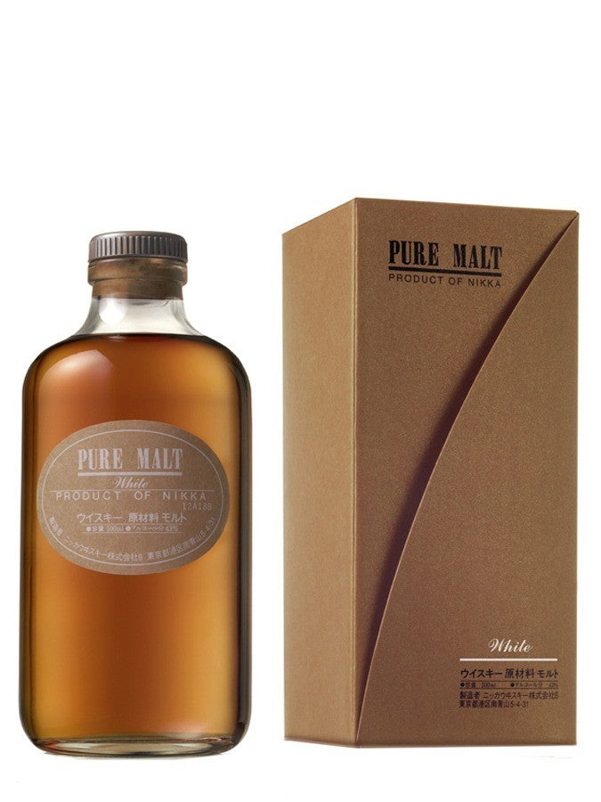 Nikka Pure Malt White 43%