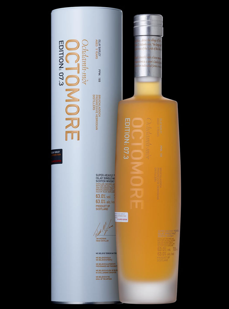 Octomore 07.3 169 PPM 63%