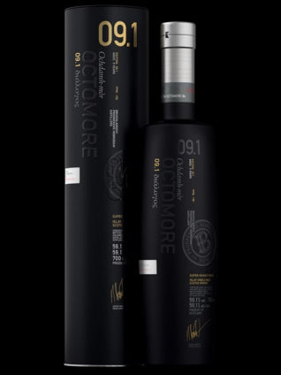 Octomore 09.1 156 PPM 59,1%