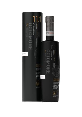 Octomore 11.1 139,6 PPM 59,4%