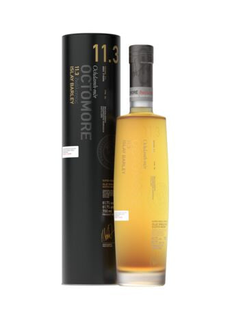 Octomore 11.3 194 PPM 61,7%