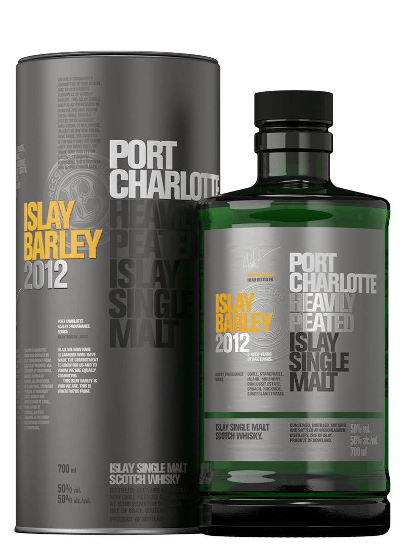 Port Charlotte Islay Barley 2012 50%