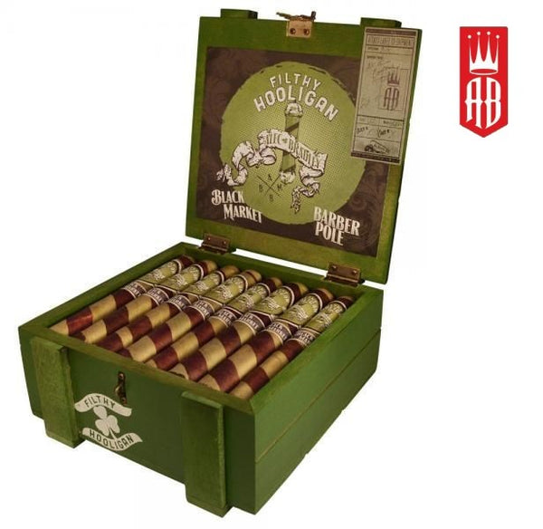 Alec Bradley Filthy Hooligan Barber Pole 2020