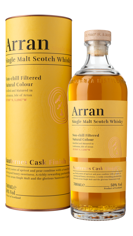 Arran Sauternes Cask Finish 50%