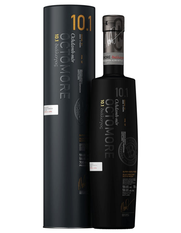 Octomore 10.1 107 PPM 59,8%