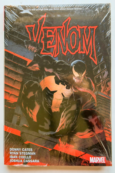 Venom Vol 1 Donny Cates Marvel Graphic Novel Comic Book